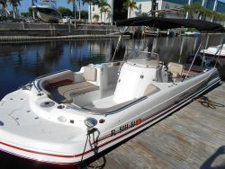 Hurricane 231 boat for rent in Cape Coral</th> <th > Fort Myers and Port Charlotte Florida